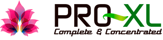 Pro-xl Complete & Concentrated Logo